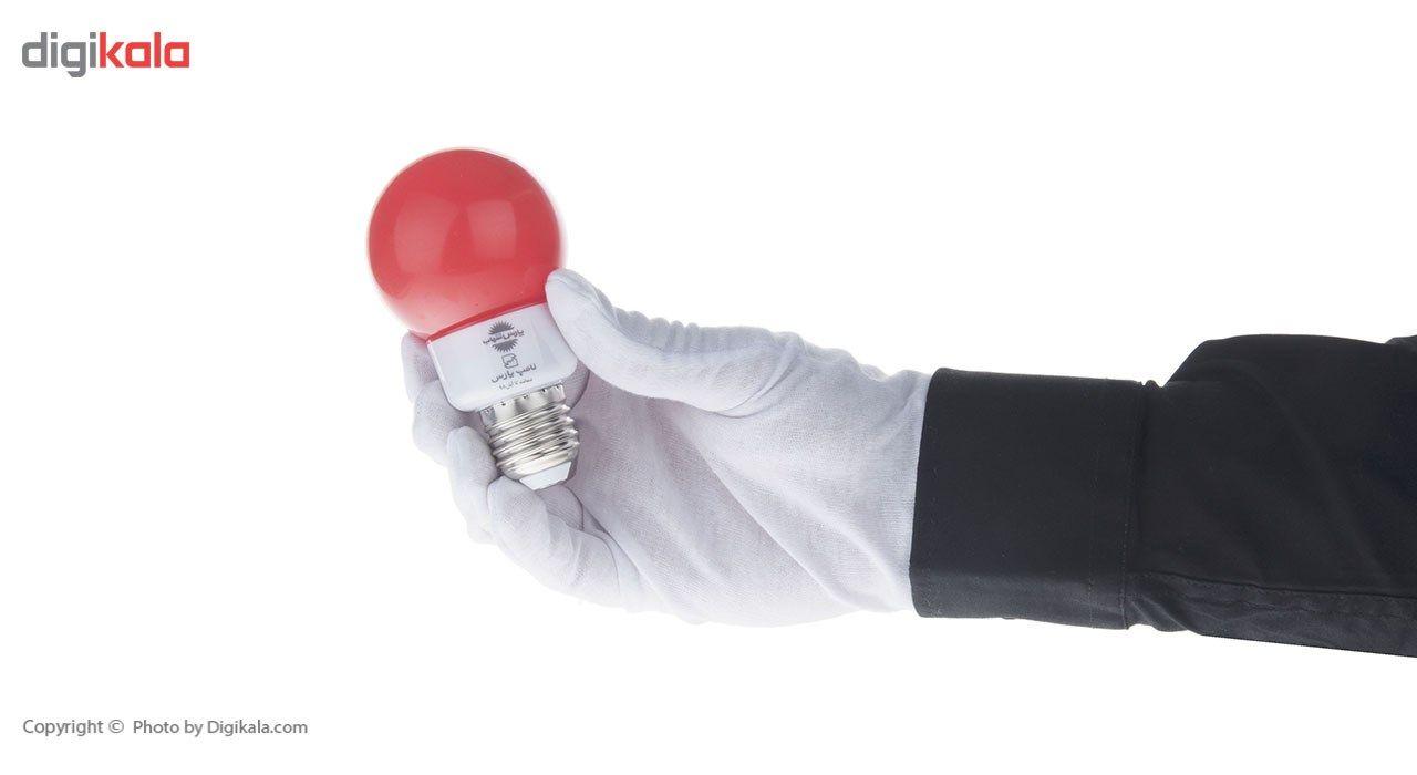 لامپ ال ای دی 1 وات پارس شهاب پایه E27 main 1 4
