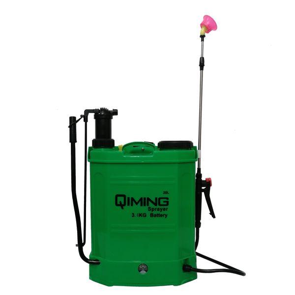 سمپاش شارژی کمینگ مدل QIMING sprayer b3.1حجم 20 لیتر