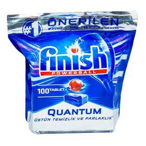 قرص ماشین ظرفشویی فینیش مدل کوانتوم مکس بسته 100 عددی