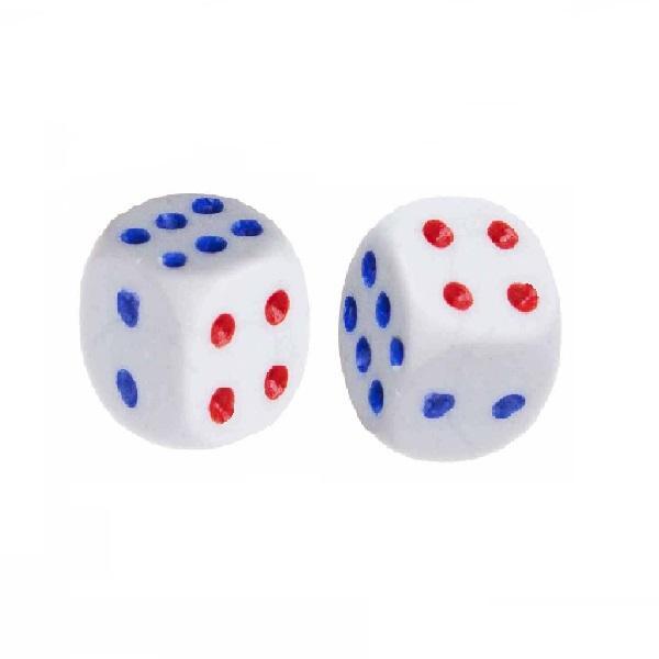 تاس بازی مدل ABC2 بسته 2 عددی