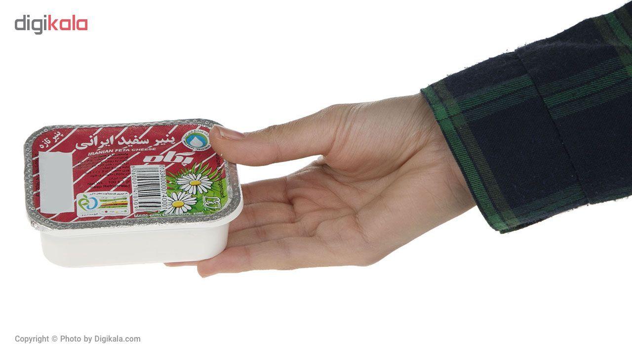 پنیر سفید ایرانی پگاه مقدار 100 گرم main 1 2