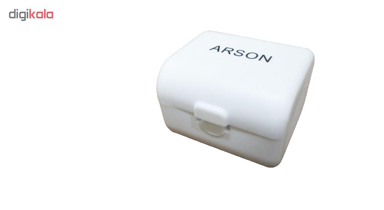 مبدل برق آرسون مجموعه 3 عددی