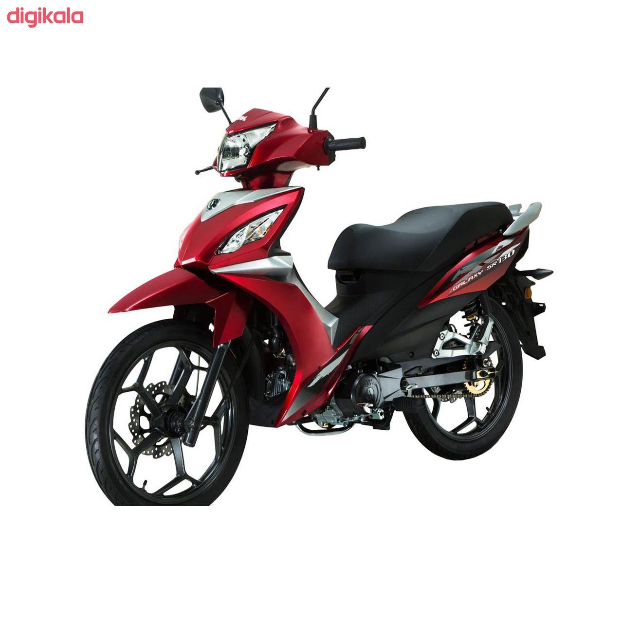 موتورسیکلت گلکسی مدل SR130 حجم 130 سی سیسال 1399 main 1 3