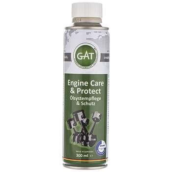 مکمل روغن موتور خودرو گات مدل Engine Care and Protect-62001 حجم 300 میلی لیتر