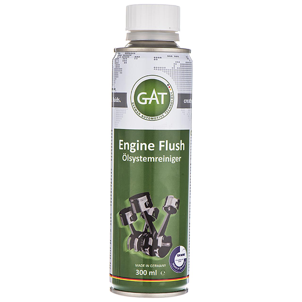محلول موتور شوی گات مدل Engine Flush-62054 حجم 300 میلی لیتر