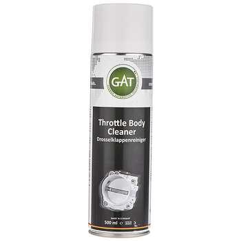 اسپری تمیز کننده دریچه گاز خودرو گات مدل Throttle Body-62016 حجم 500 میلی لیتر