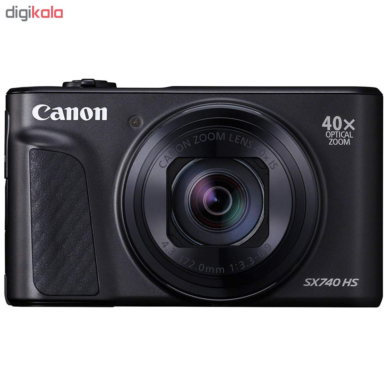 دوربین دیجیتال کانن مدل Powershot SX740 HS  Canon Powershot SX740 HS Digital Camera