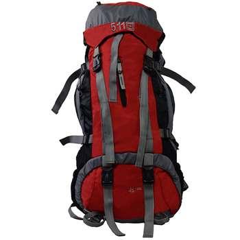 کوله پشتی کوهنوردی 55 لیتری 5.11 مدل AG3001