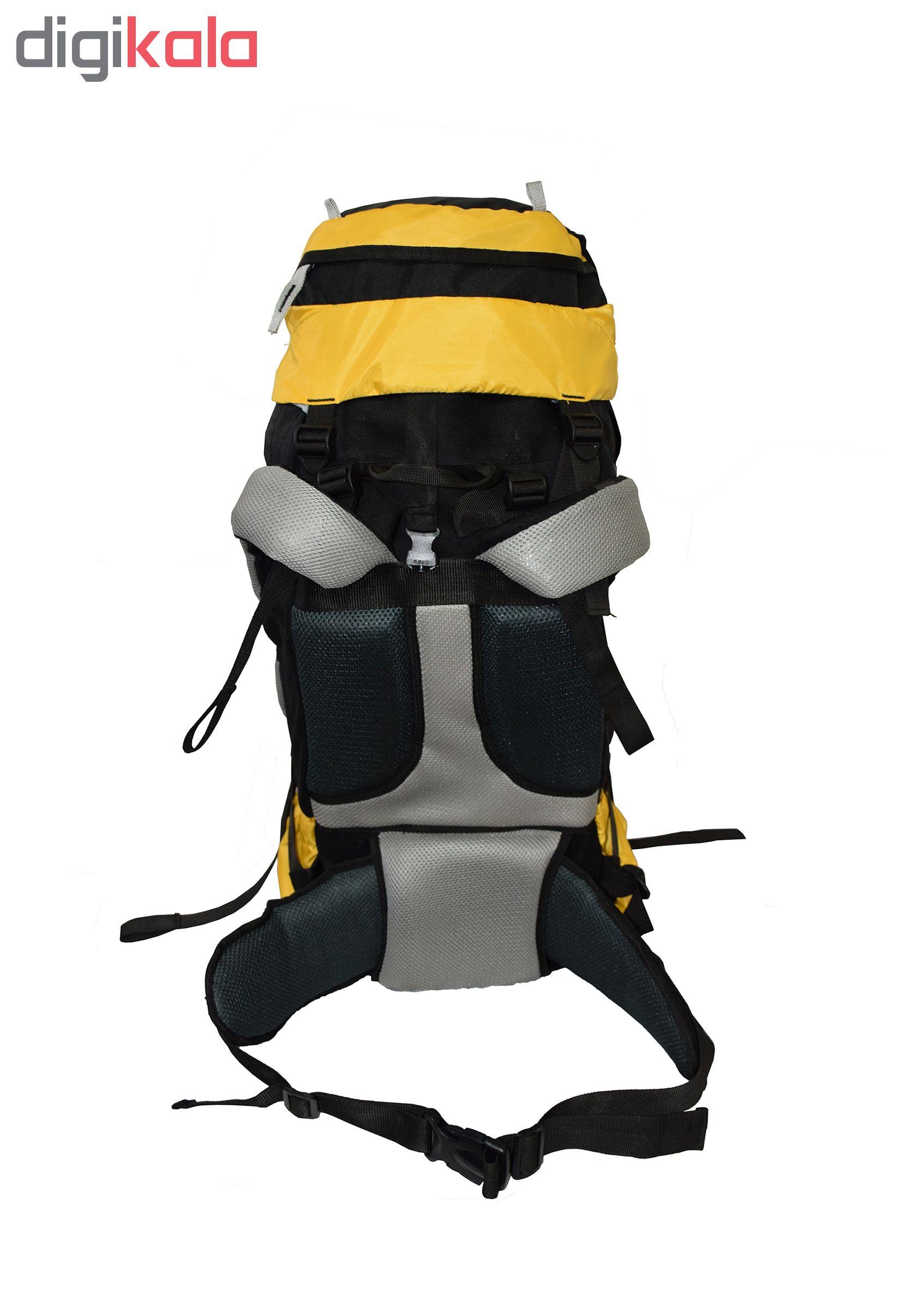 کوله پشتی کوهنوردی 55 لیتری 5.11 مدل AG3001 main 1 5
