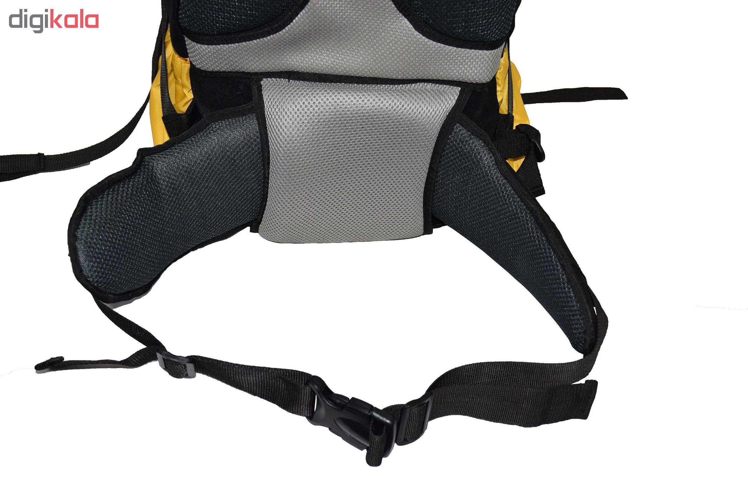 کوله پشتی کوهنوردی 55 لیتری 5.11 مدل AG3001 main 1 6