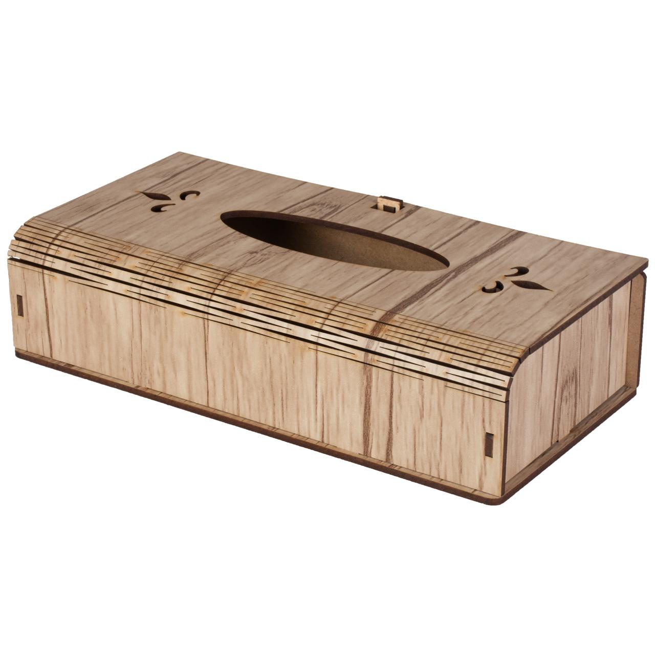 جعبه دستمال کاغذی کد 134