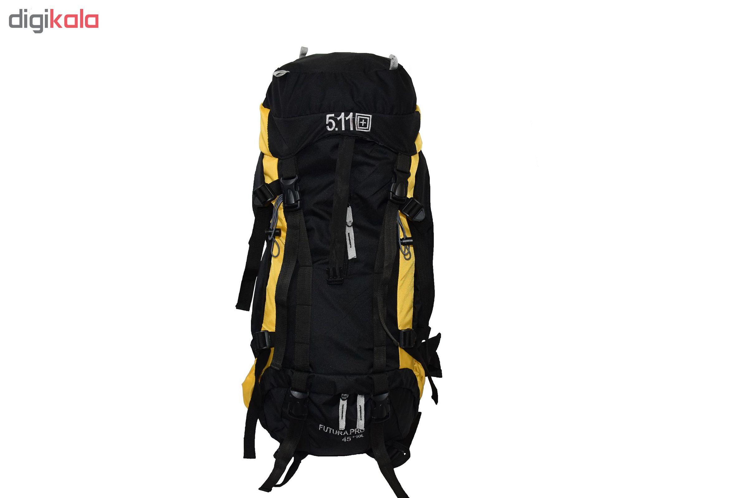 کوله پشتی کوهنوردی 55 لیتری 5.11 مدل AG3001 main 1 10