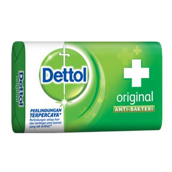 صابون  ضد باکتری دتول مدل orginal مقدار 105 گرم