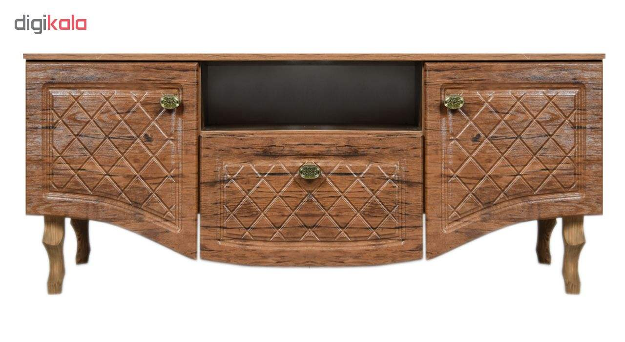 خرید اینترنتی با تخفیف ویژه میز تلویزیون مدل K735