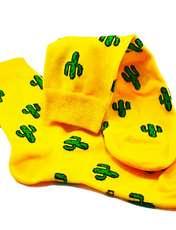 جوراب زنانه پاتریس طرح کاکتوس -  - 5