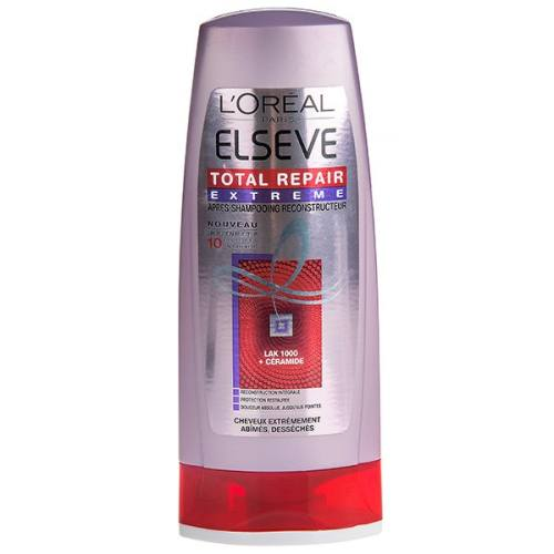 نرم کننده قوی مو لورآل Elseve مدل Total Repair Extreme حجم 200 میلی لیتر
