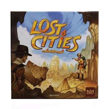 بازی فکریمدل Lost Cities