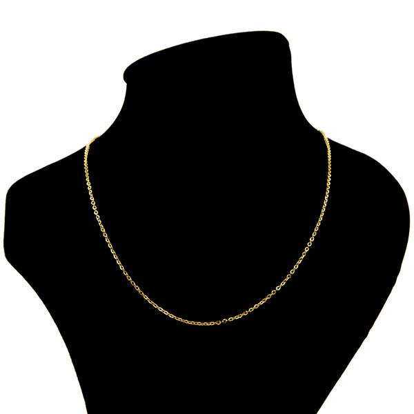 زنجیر بهارگالری مدل Golden Diplomat کد 45