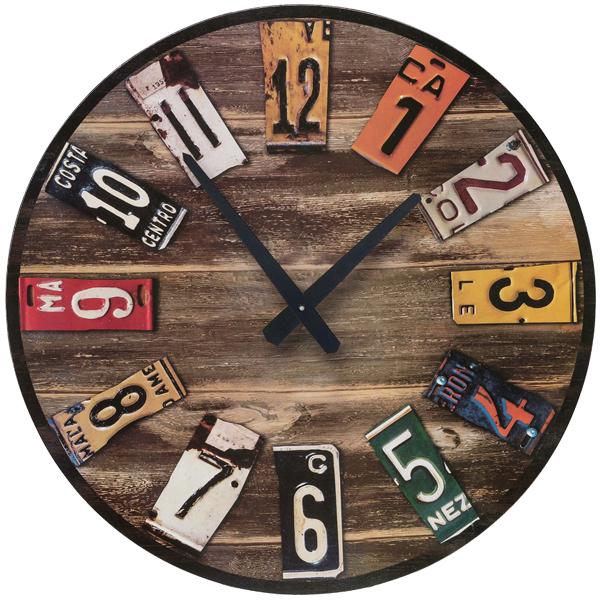 ساعت دیواری طرح آنتیک کد 205
