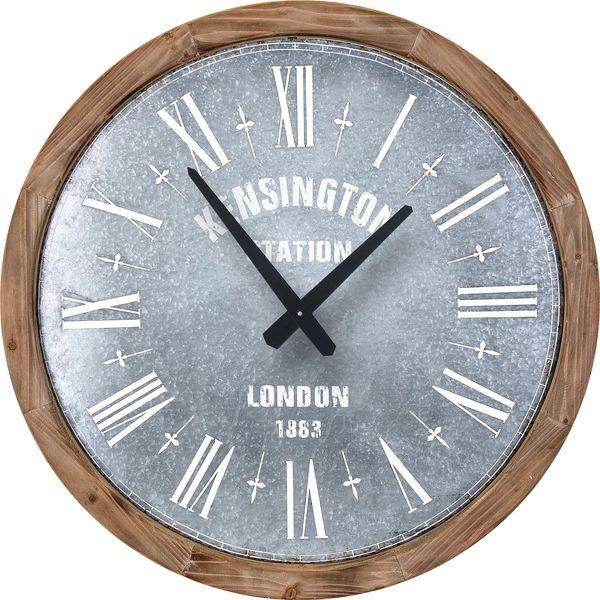 ساعت دیواری طرح آنتیک کد 405