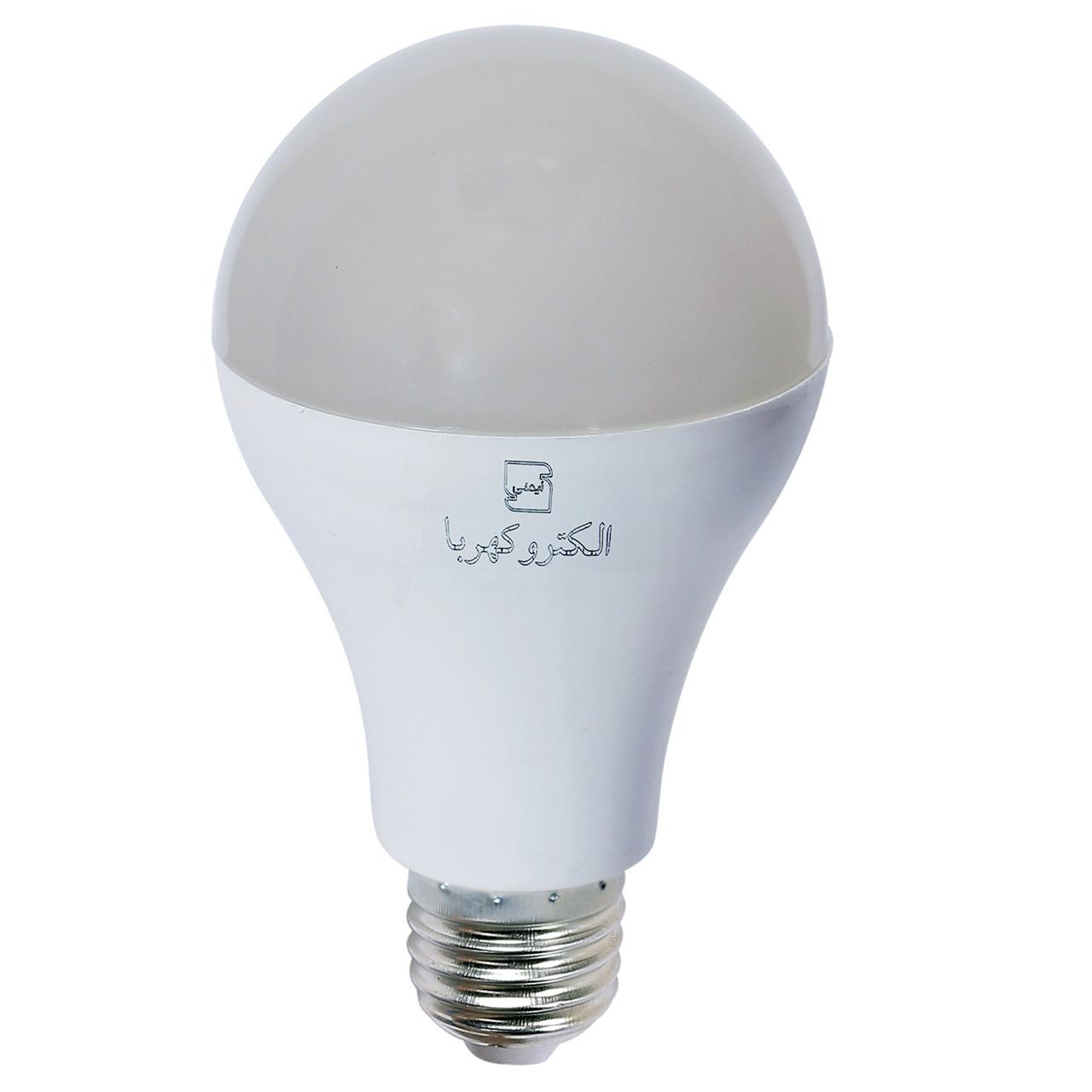 لامپ ال ای دی 10 وات الکترو کهربا پایه E27