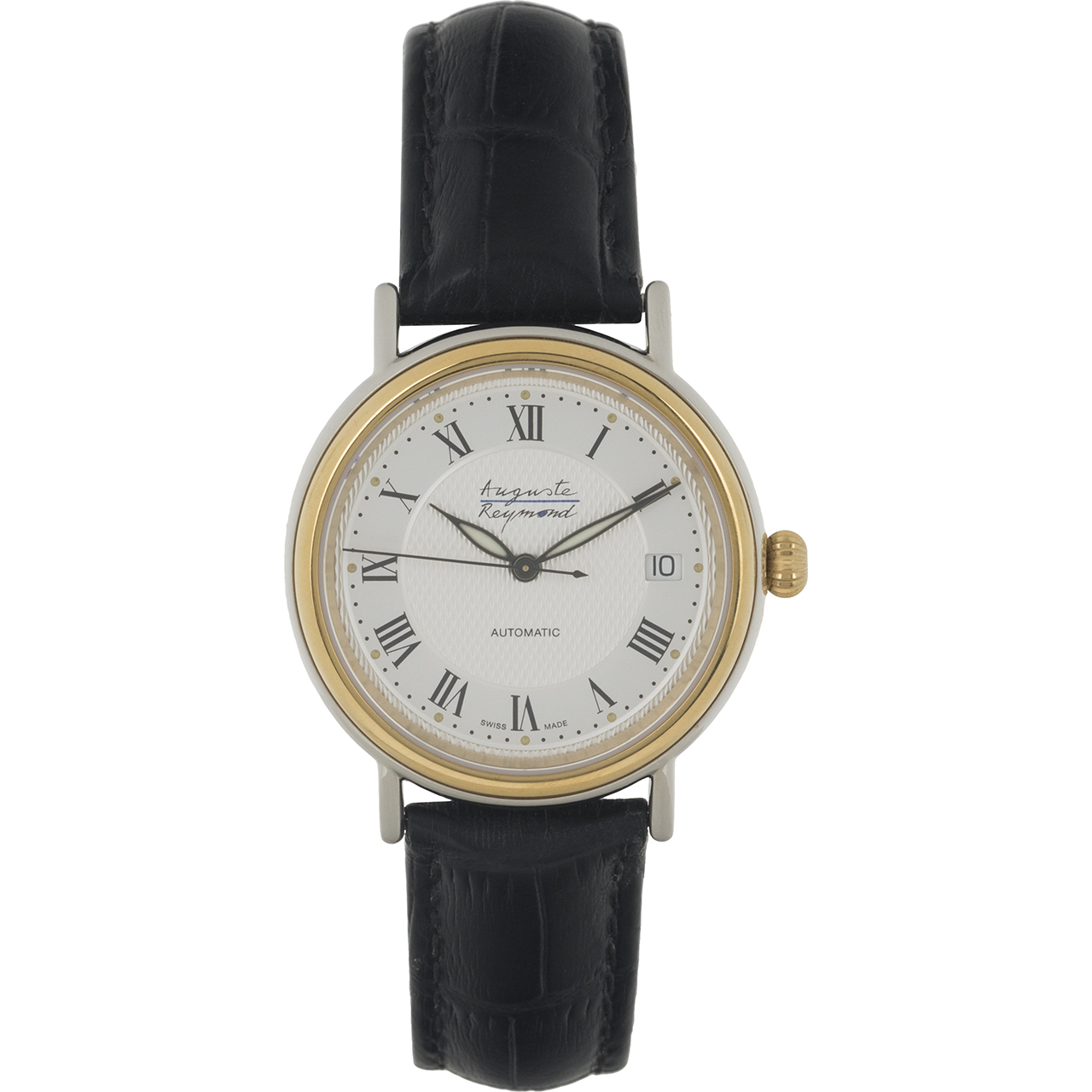 ساعت مچی عقربه ای مردانه آگوست ریموند مدل M-39B545-56A