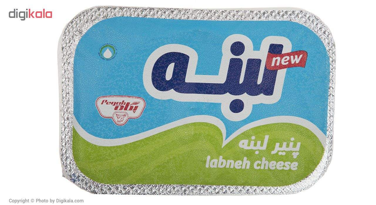 پنیر لبنه پگاه مقدار 200 گرم main 1 2