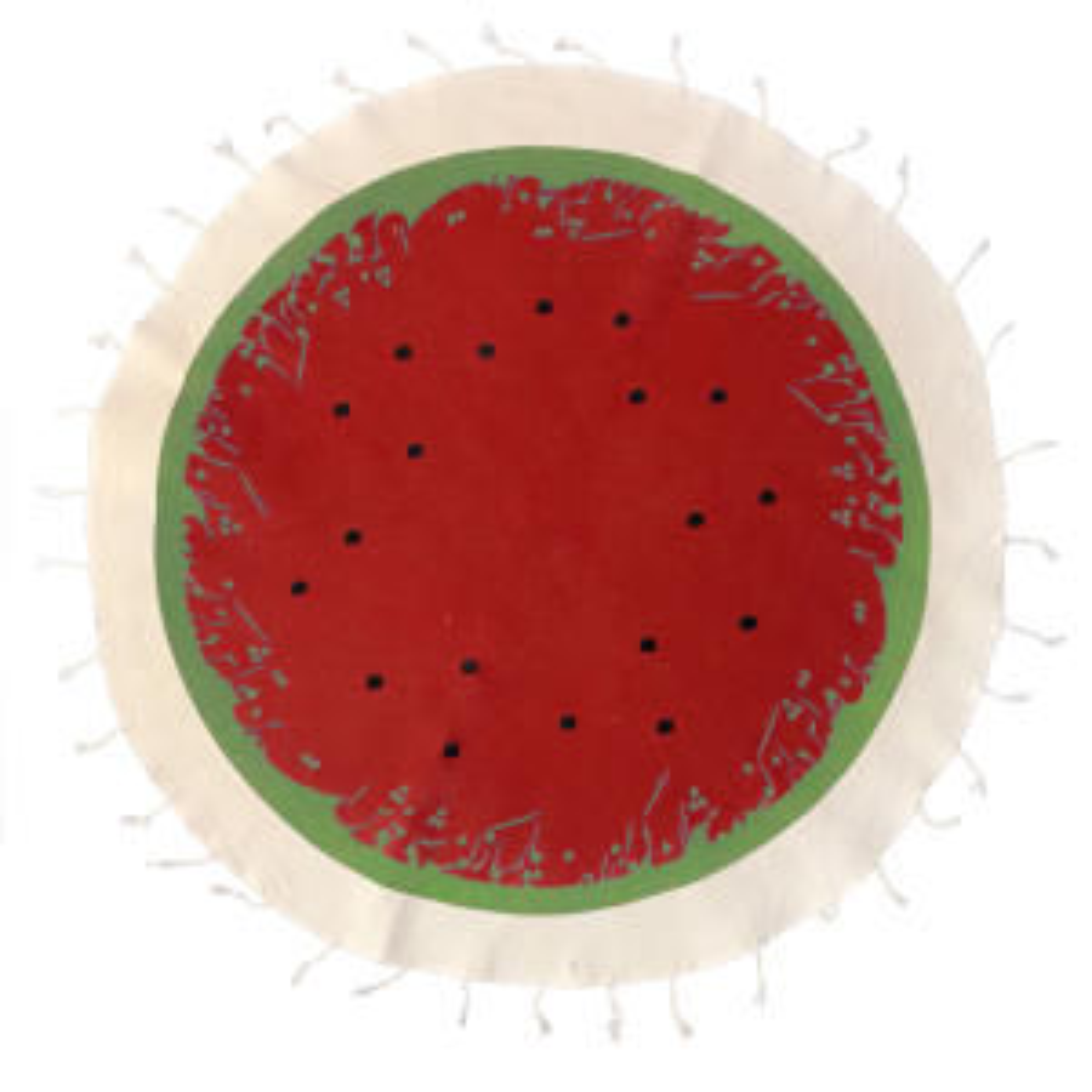 رومیزی چاپ دستی گدار طرح معاشران کد 02