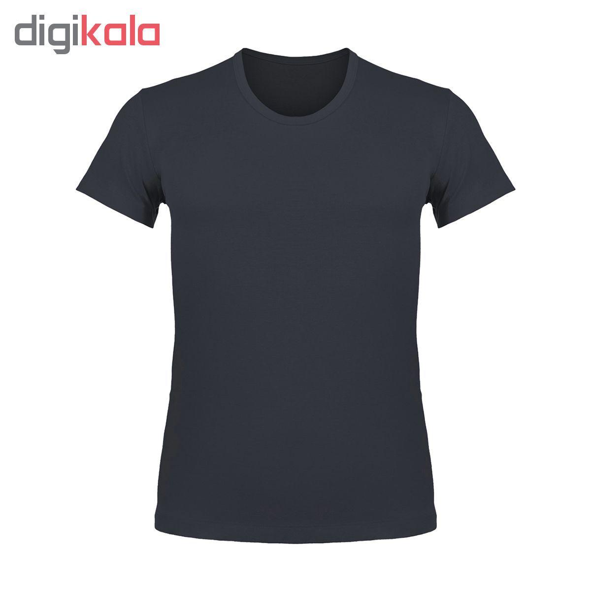 زیرپوش مردانه کیان تن پوش مدل U Neck Shirt Classic PE main 1 1