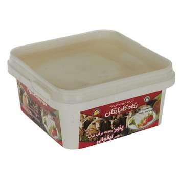 پنیر رسیده در آب نمک با طعم لیقوانی پگاه مقدار 200 گرم