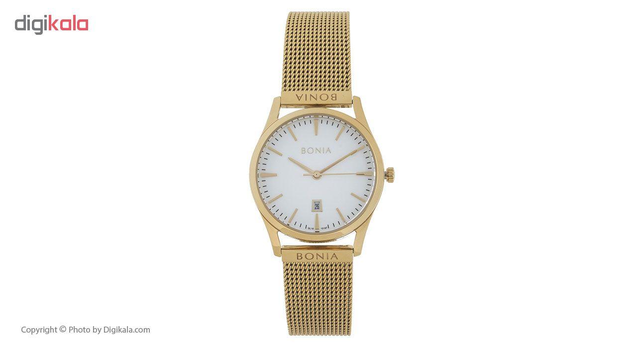 ساعت مچی عقربه ای زنانه بونیا مدل BNB10187-2212S              ارزان