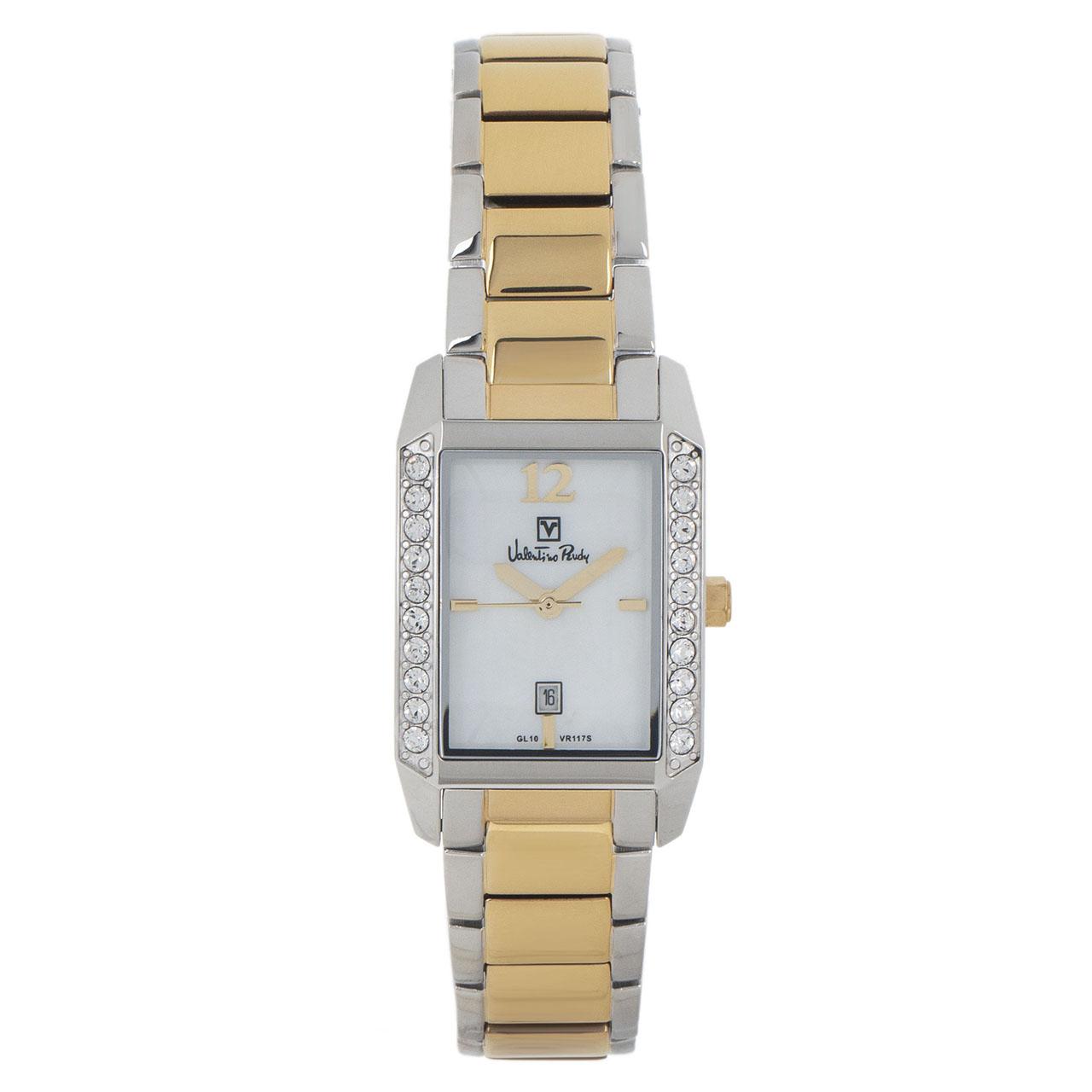 ساعت مچی عقربه ای زنانه والنتینو رودی مدل VR117-2155S 55