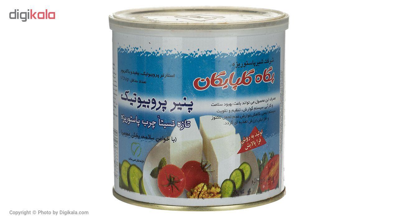 پنیر پروبیوتیک پگاه مقدار 400 گرم main 1 1