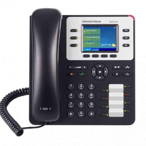 تلفن تحت شبکه گرنداستریم مدل GXP2130
