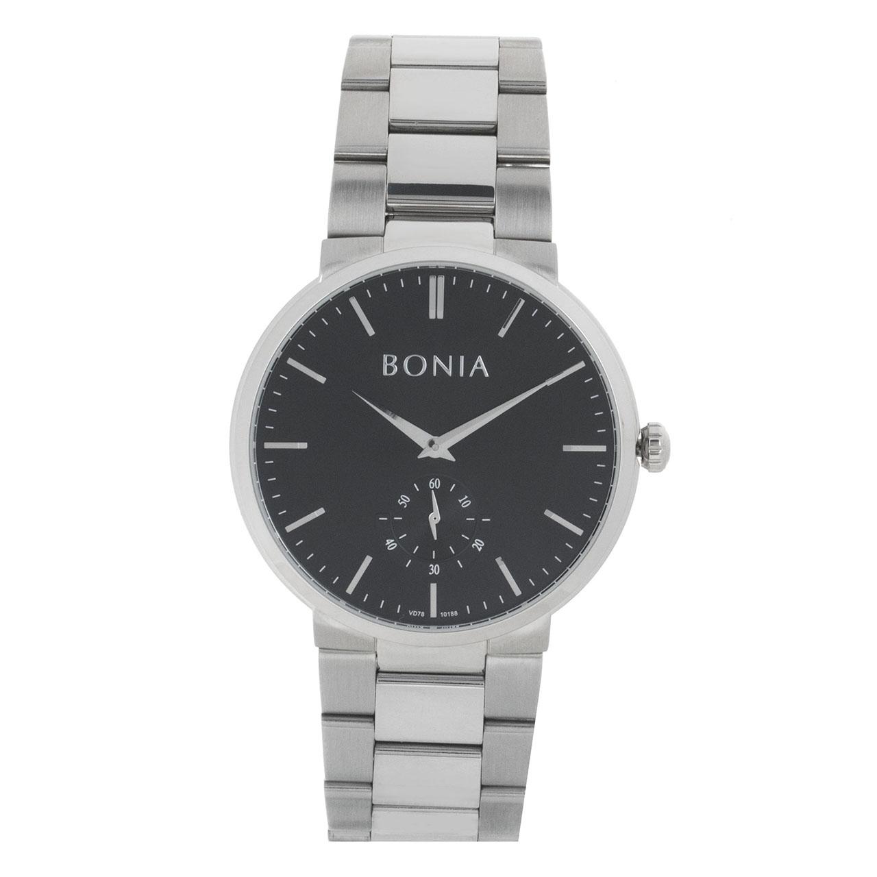 قیمت                      ساعت مچی عقربه ای مردانه بونیا مدل BNB10207-2312S