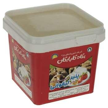 پنیر رسیده در آب نمک با طعم لیقوانی پگاه مقدار 400 گرم