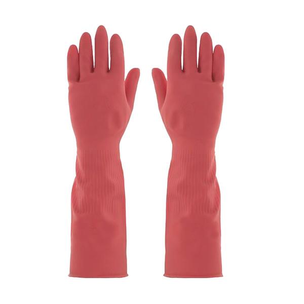 دستکش آشپزخانه  ویولت مدل ساق بلند سایز کوچک