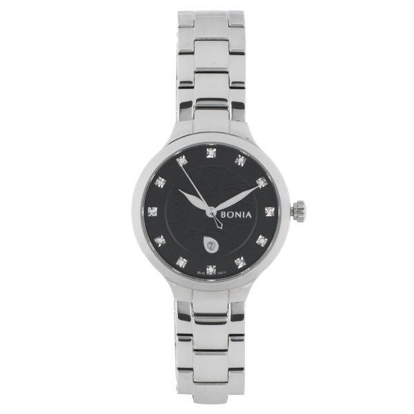 ساعت مچی عقربه ای زنانه بونیا مدل BNB10213-2337S