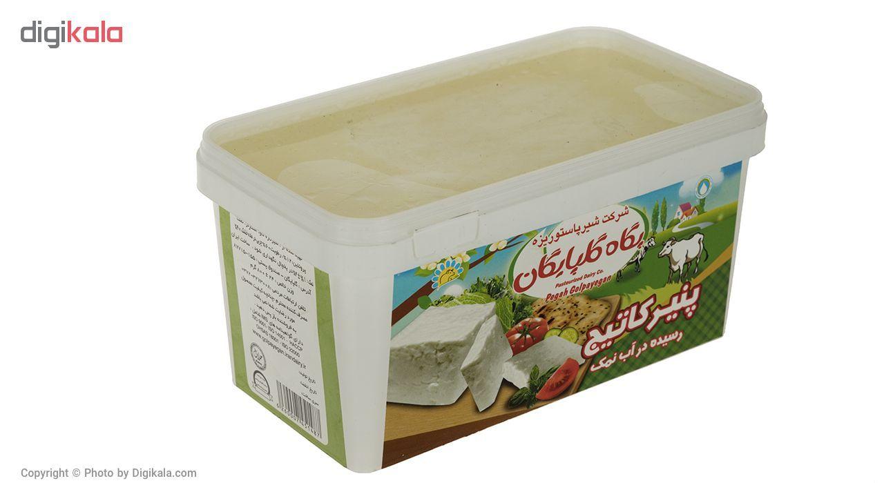 پنیر کاتیج رسیده در آب نمک پگاه مقدار 800 گرم main 1 1