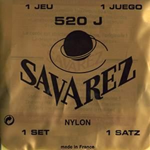 سیم گیتار کلاسیک ساوارز مدل 520 J