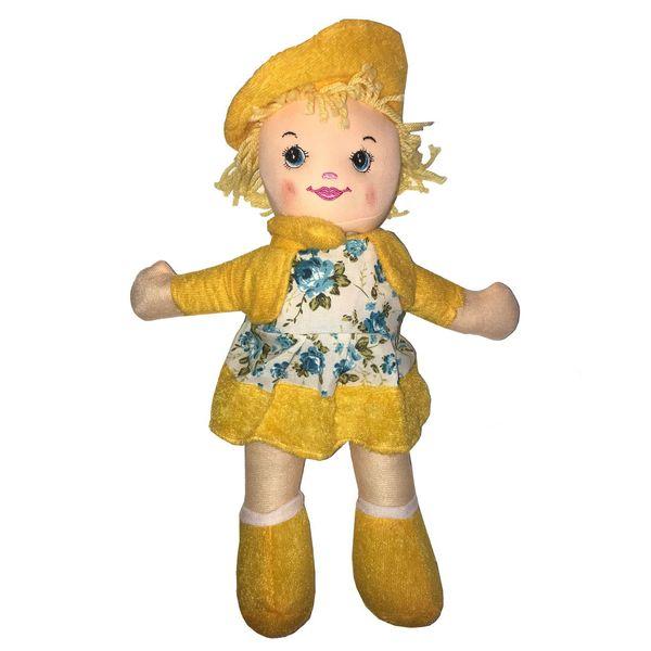 عروسک مدل دختر مهربون کد 001 ارتفاع 44 سانتی متر