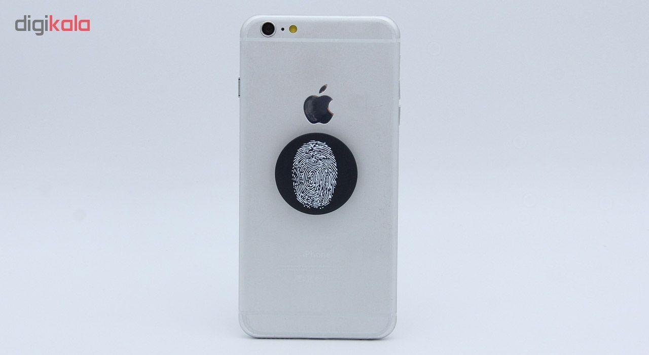 پایه نگهدارنده گوشی موبایل پاپ سوکت کی اچ مدل 7355-B main 1 2