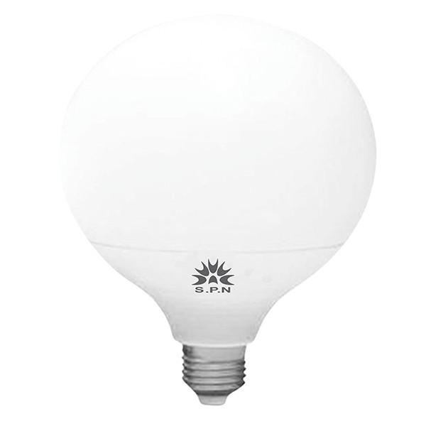 لامپ ال ای دی 25 وات اس پی ان مدل G125 پایه E27