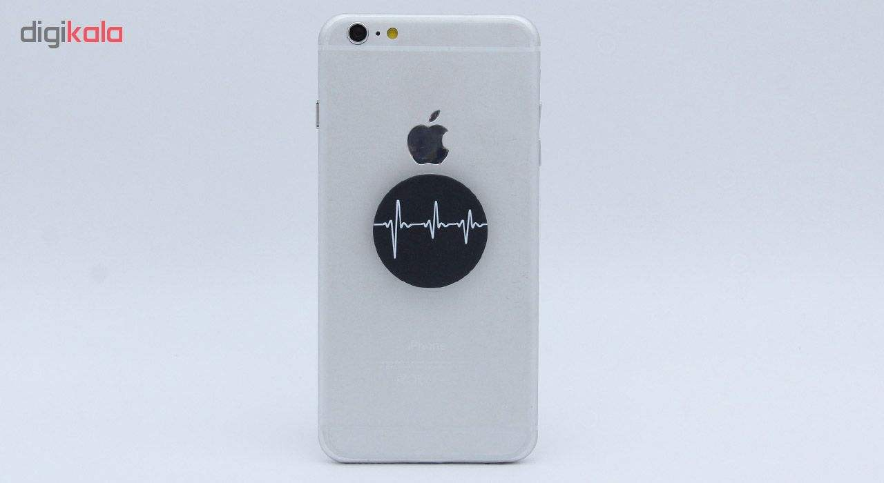 پایه نگهدارنده گوشی موبایل پاپ سوکت کی اچ مدل 7358 main 1 2