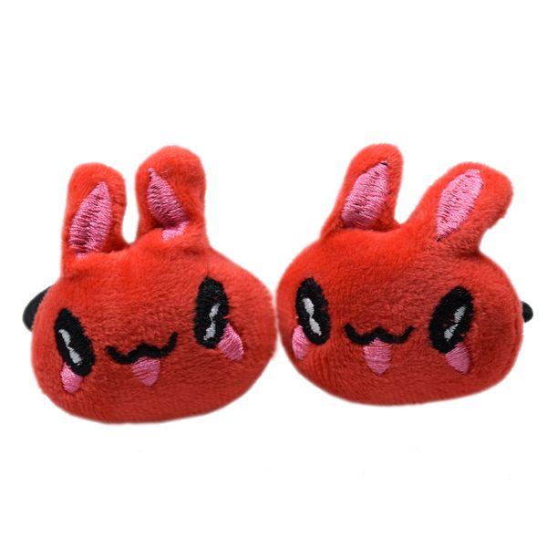 کش مو طرح خرگوش کد 003 بسته 2 عددی