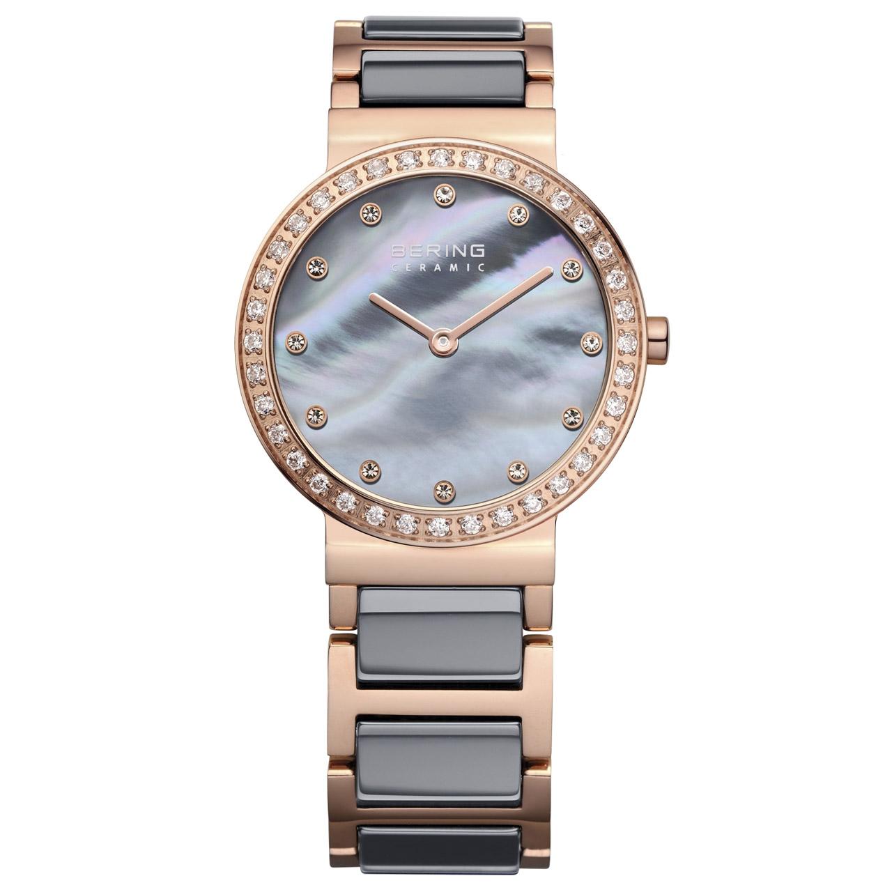 ساعت مچی عقربه ای زنانه برینگ مدل b10729-769