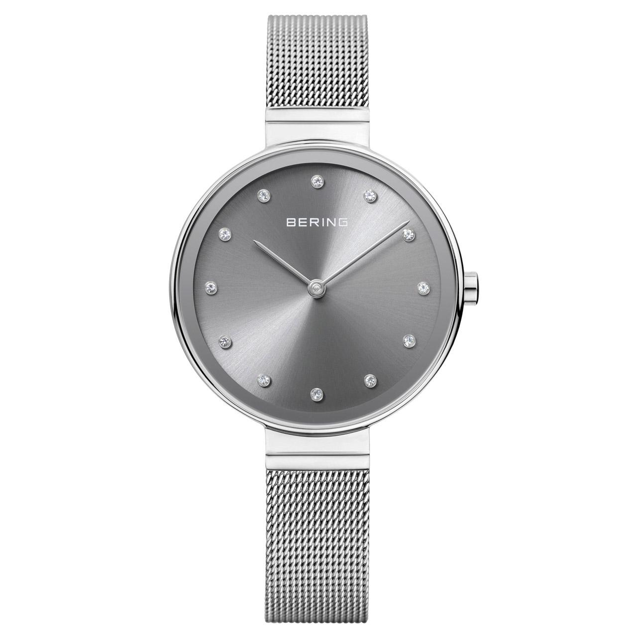 ساعت مچی عقربه ای زنانه برینگ مدل b12034-009 16