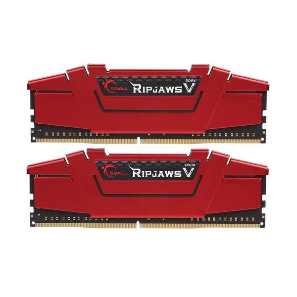 رم دسکتاپ DDR4 دو کاناله 2400 مگاهرتز جی اسکیل سری Ripjaws V ظرفیت 16گیگابایت
