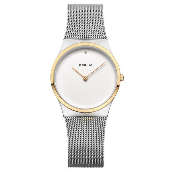 ساعت مچی عقربه ای زنانه برینگ مدل b12130-014