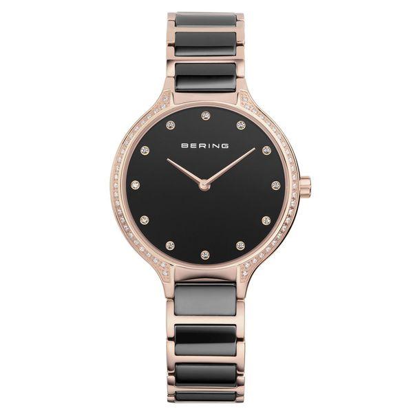 ساعت مچی عقربه ای زنانه برینگ مدل b30434-746